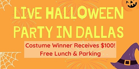 Live Halloween Party In Dallas tickets