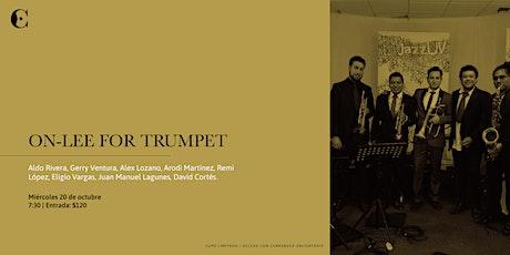 On-Lee for Trumpet entradas