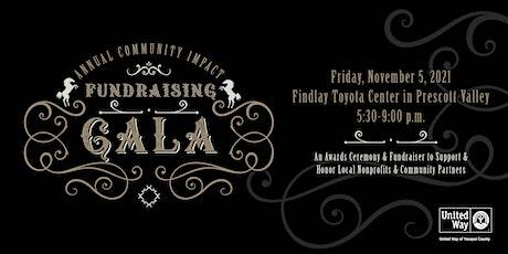 UWYC Annual Community Impact Fundraising Gala tickets