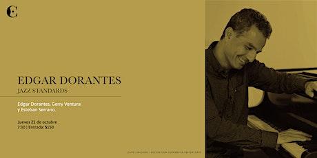 Edgar Dorantes | Jazz standards entradas