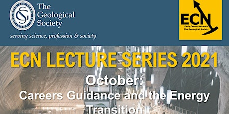 ECN Lecture Series - October: Careers Guidance and the Energy Transition tickets