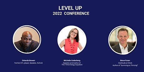Level Up Conference 2022 tickets