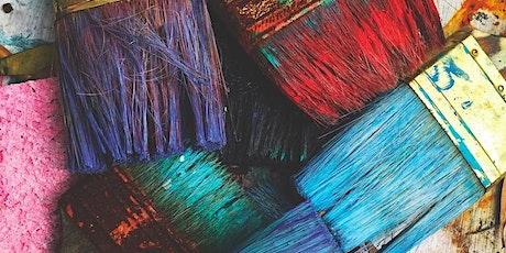 Pop Up Workshop: Textile Painting tickets
