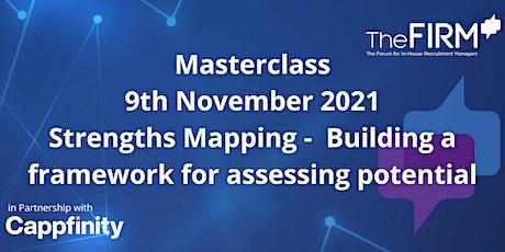 Masterclass - Strengths Mapping billets