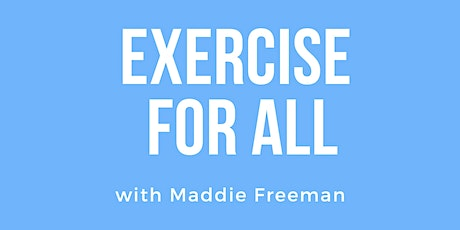 Exercise For All tickets