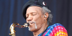 Charles Neville and the Gent Treadly Band Rock the...
