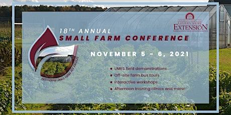18th Annual Small Farm Conference tickets