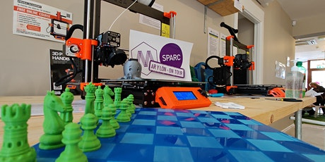 Maker Space Train the Trainer Workshop (Event 2) tickets