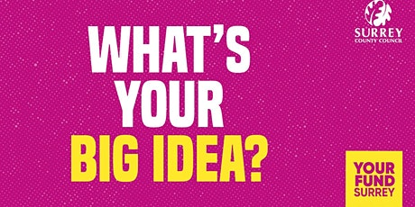 Your Fund Surrey Q&A session tickets