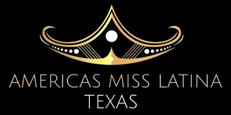 Americas Miss Latina Texas 2022 tickets