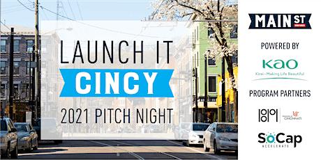 Launch It: Cincy Pitch Night Tickets