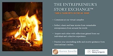 October Entrepreneurs' Story Exchange tickets