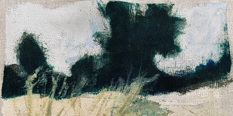 'Abstract Seascapes and Landscapes' – mono screen printing tickets