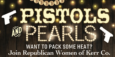 Pistols and Pearls tickets