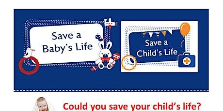 Save a Baby's Life Platt Bridge tickets