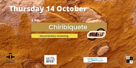 X ISLA Festival: Chiribiquete, an expedition to the centre of the Earth tickets