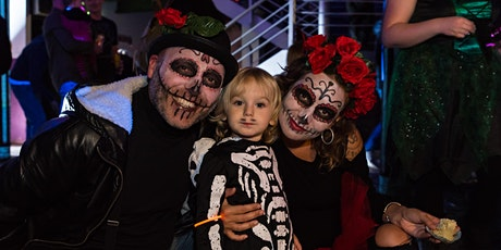 SOLD OUT Big Fish Little Fish  BANKSIDE LONDON family rave Halloween 12-2pm tickets