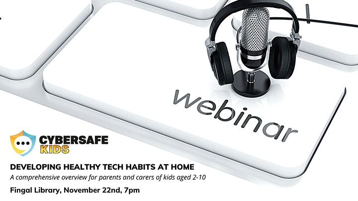 Developing Healthy Tech Habits at Home image