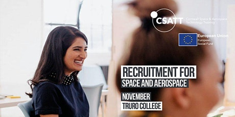 Recruitment for Space and Aerospace tickets
