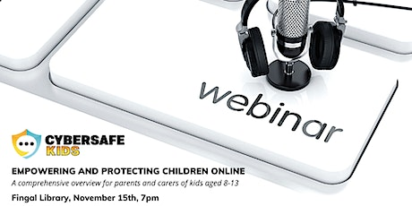 Empowering and Protecting Children Online tickets