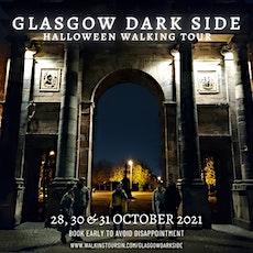 Glasgow: The Dark Side Walking Tour tickets