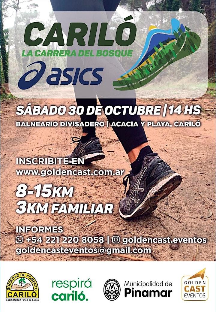 Imagen de LA CARRERA DEL BOSQUE - Asics - Cariló 2021
