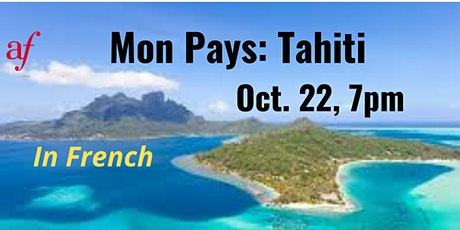 Mon Pays: Tahiti tickets