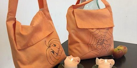 Trick or Treat Sewing Workshop tickets