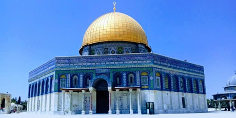 Amazing Jerusalem live virtual Old City experience tickets