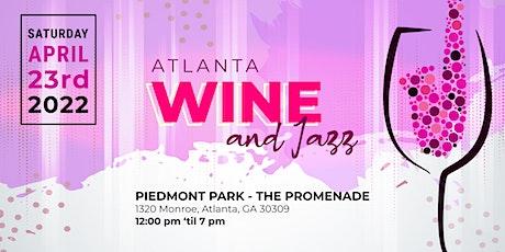 Wine  & Jazz Fest - Spring Edition tickets