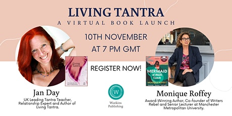 Living Tantra: A Virtual Book Launch tickets