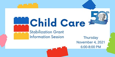 Stabilization Grant Info Session tickets