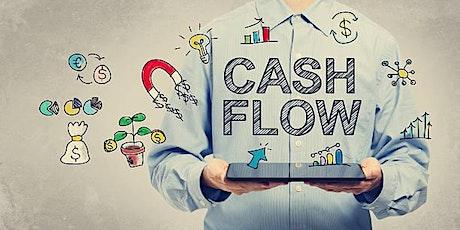 Business Support Webinar - Effective Cash flow Planning & Management tickets
