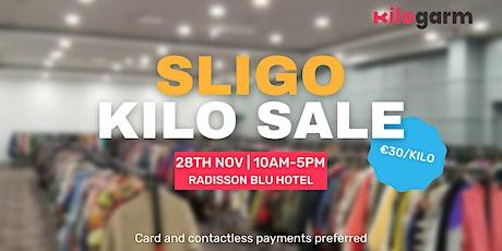 Sligo Kilo Sale Pop Up 28th November tickets