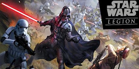 Star Wars: Heir to the Empire (Star Wars Legion 500pt Tournament) tickets