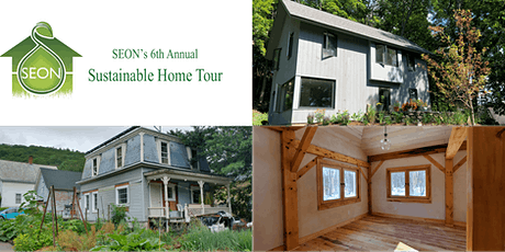 SEON's Virtual Sustainable Home Tour 2021 tickets
