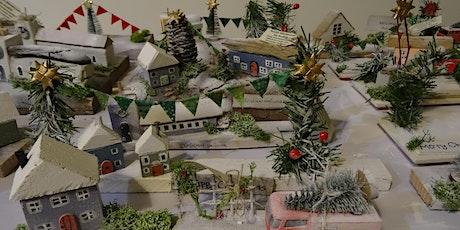 Xmas Rustic Miniature Scenes tickets
