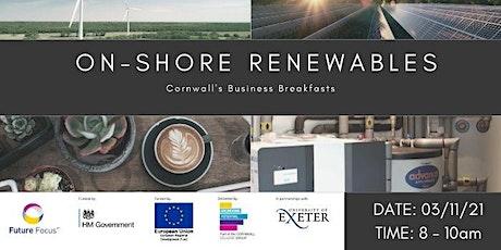 Renewable Energy Breakfast  - University of Exeter tickets