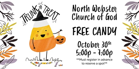 NWCOG Trunk or Treat 2021 tickets