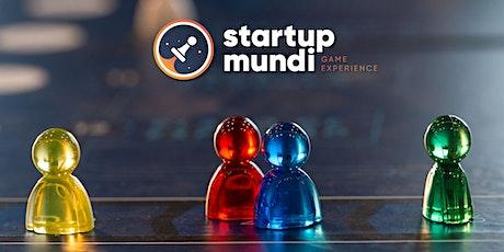 Startup Mundi Game Experience - Salesforce Session (EN) tickets