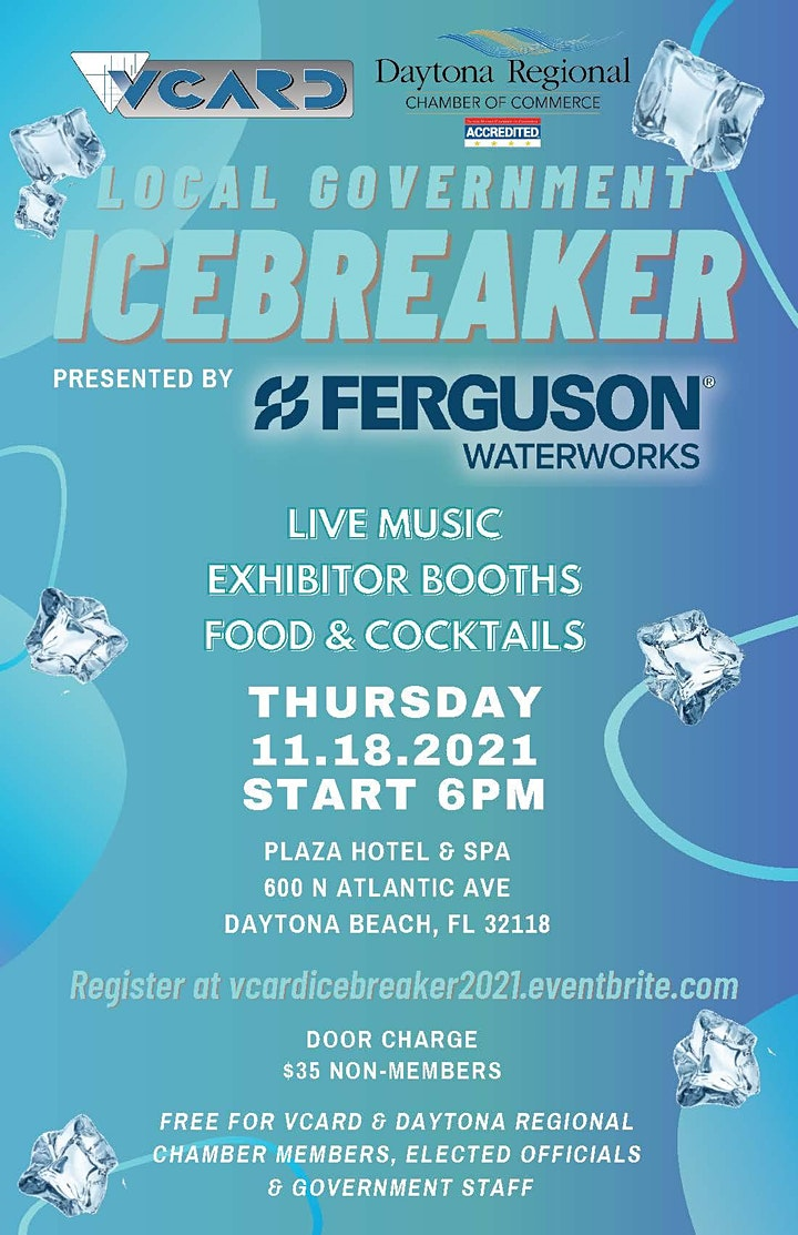 Icebreaker & Conference image