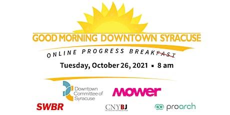 Fall Progress Breakfast Tickets