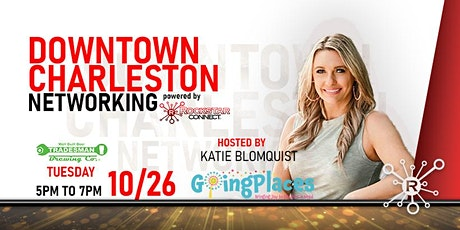 Free Downtown Charleston Rockstar Connect Networking Event (October, SC) tickets