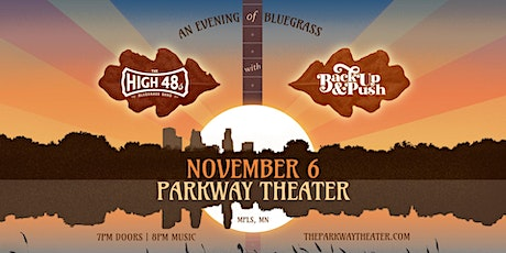 An Evening of Bluegrass with The High 48s and Back Up & Push tickets