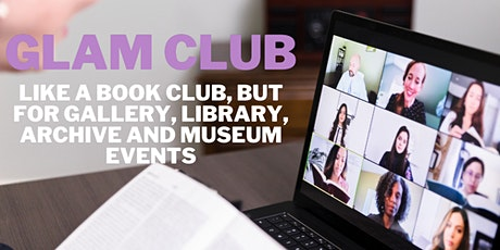 GLAM Club – Harold Offeh In Conversation tickets