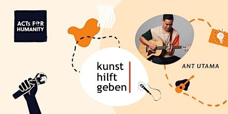"""Charity-Event zugunsten """"Aktion Winterhilfe"""": Ant Utama feat. Dirk Kästel tickets"""