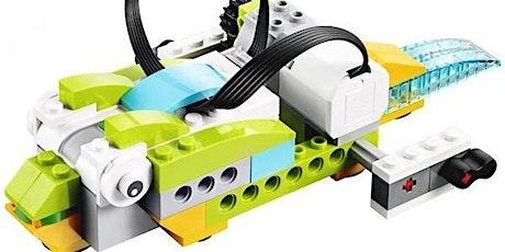 LEGO WeDO workshop Zwanenburg tickets