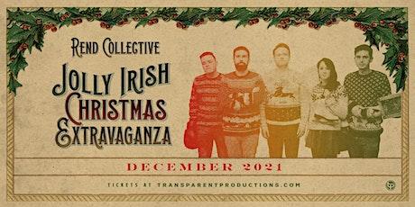 Rend Collective - Jolly Irish Christmas Extravaganza tickets