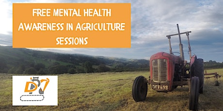 Mental Health Awareness In Agriculture in Wales tickets