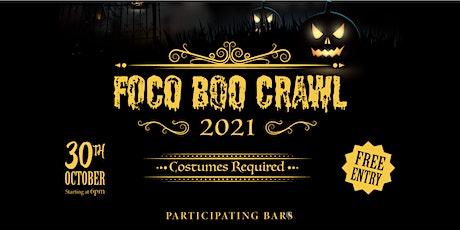 FOCO BOO Crawl 2021 tickets
